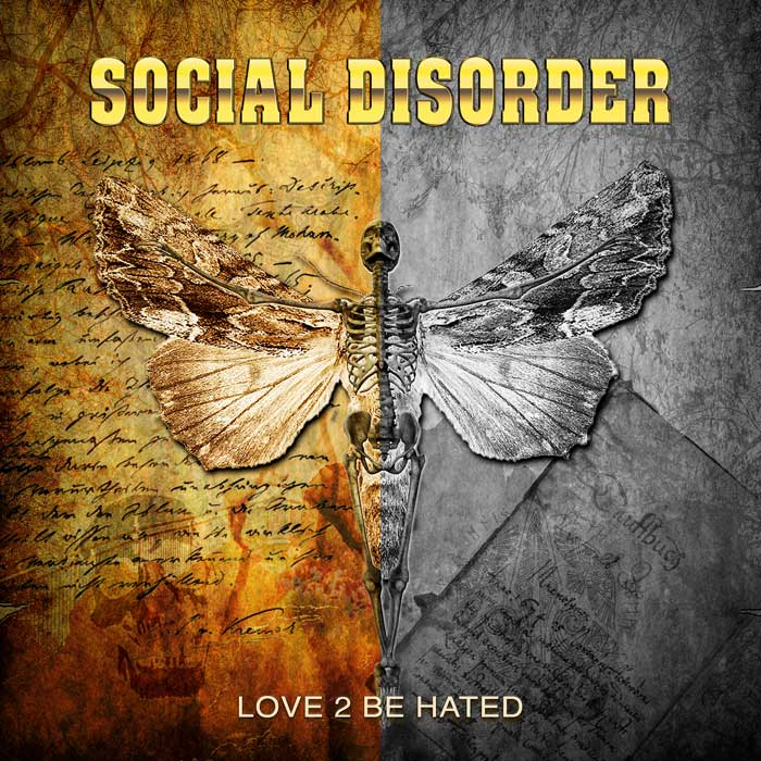 Cover of Lover 2 be Heated, by Social Disorder