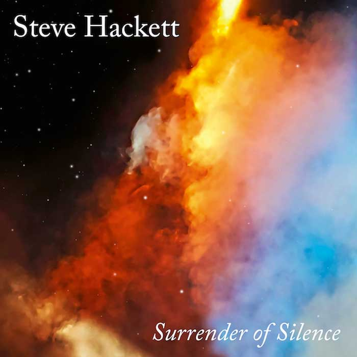 Cover of Surrender of Silence by Steve Hackett