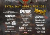 Bloodstock 2021 Tour Poster