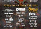 Bloodstock Heavy Metal Festival poster