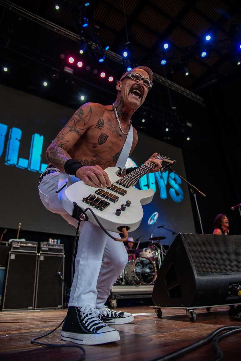 Bulletboys, M3 Festival 2021