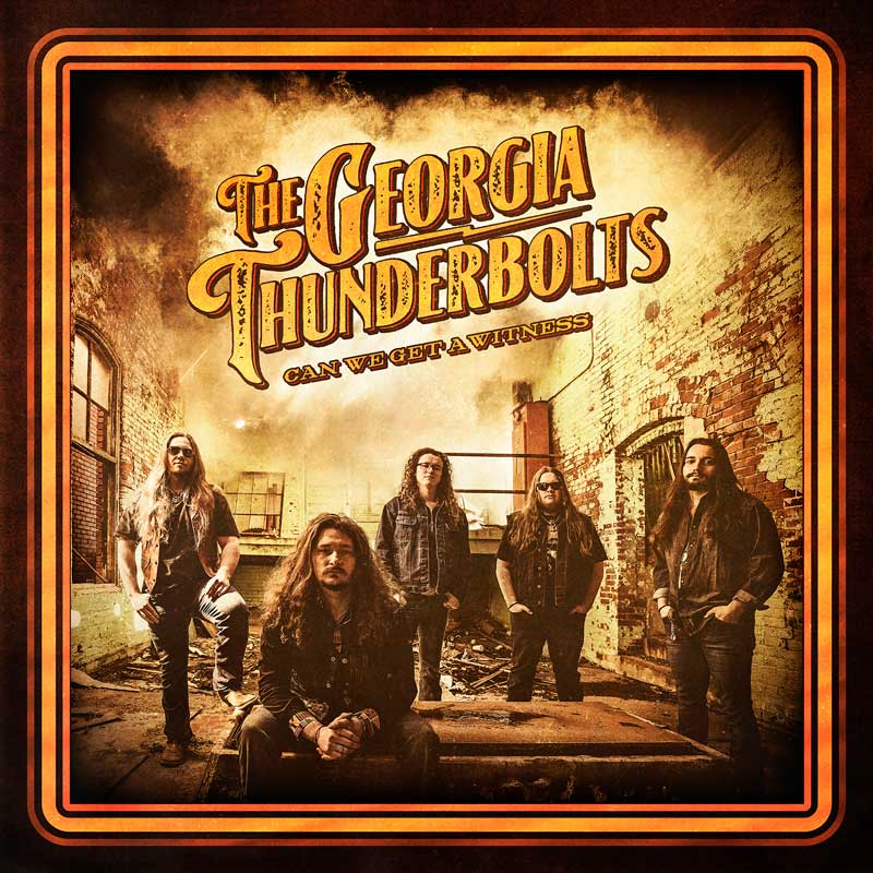 Cover of Can We Get A Witness from The Georgia Thunderbolts