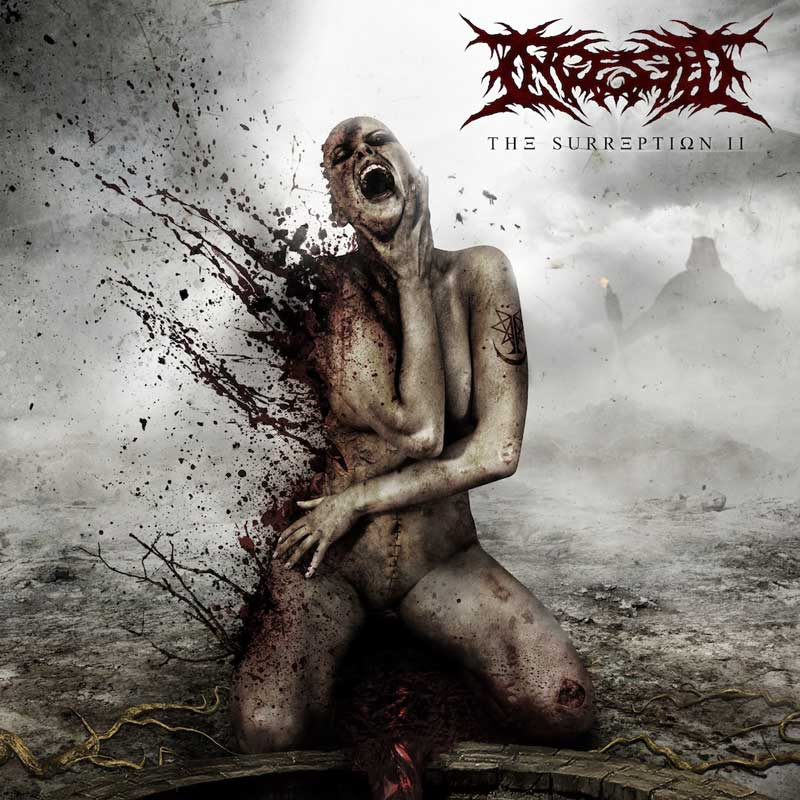 Cover of The Surreption II from Ingested