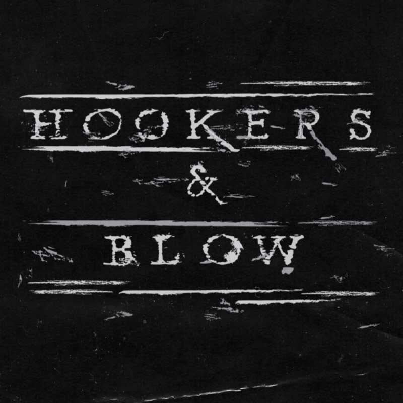 Hookers & Blow album cover