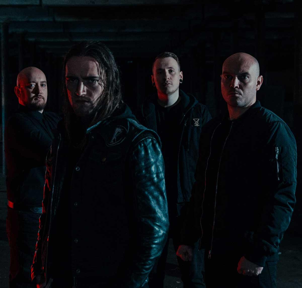 Photo of British Death Metal Legends Ingested