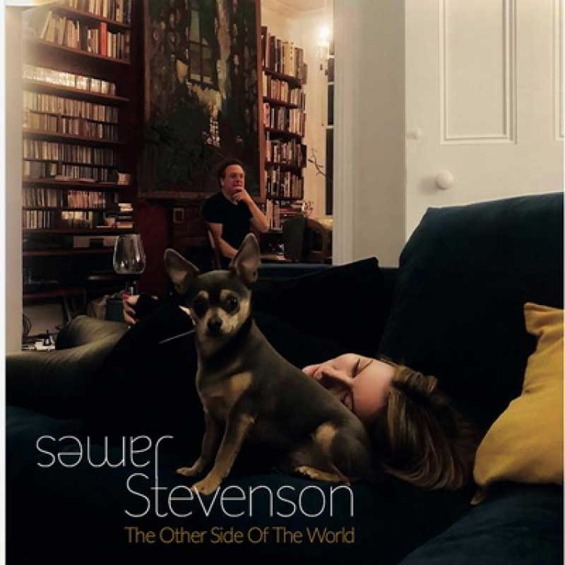 Cover of The Other Side Of The World from James Stevenson