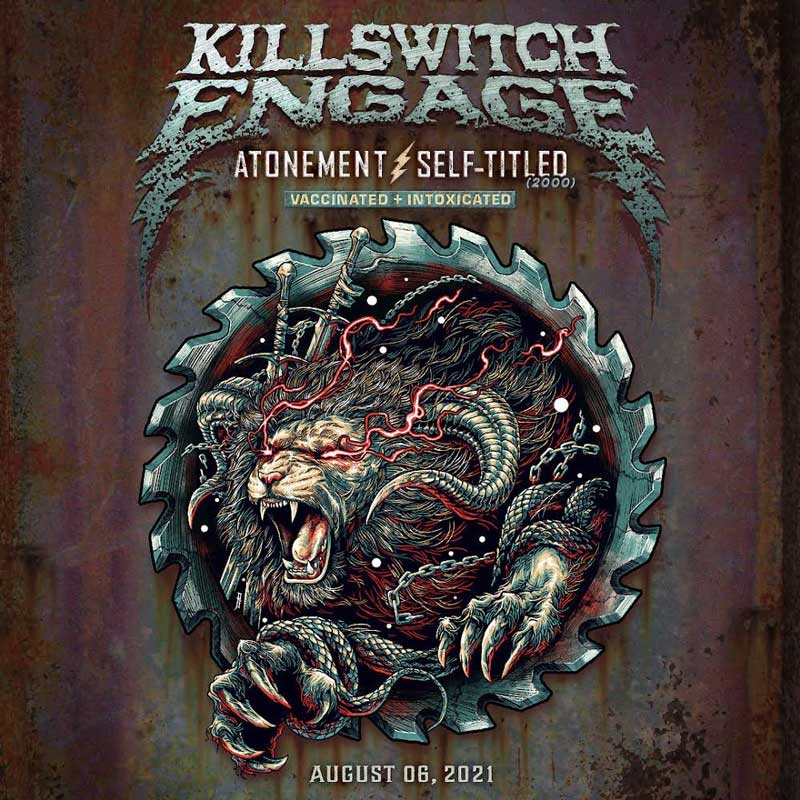 Killswitch Engage livestream poster
