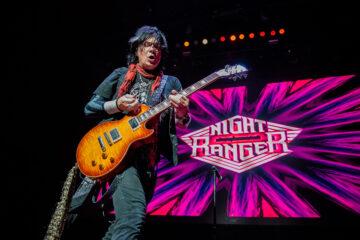Night Ranger at the M3 Festival 2021