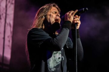 Photo of Queensryche at the M3 Festival