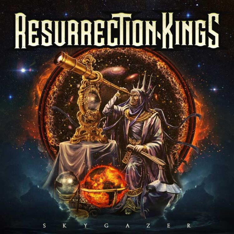 Cover of Skygazer from Resurrection Kings