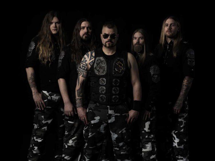 Photo of Swedish Metal band Sabaton