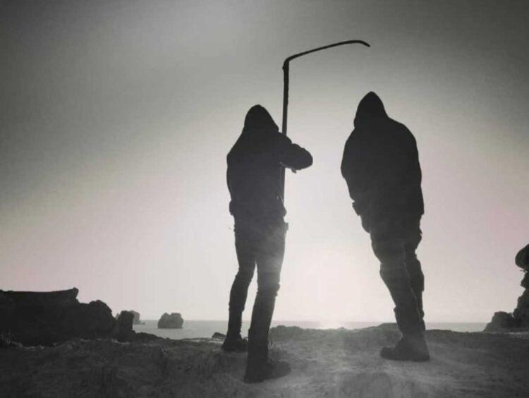 Photo of Black Metal band Vaciø