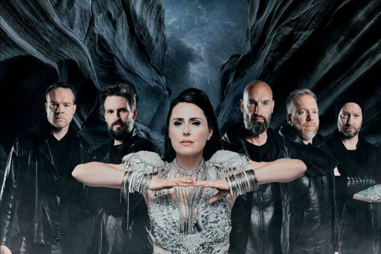 Photo of the band Within Temptation
