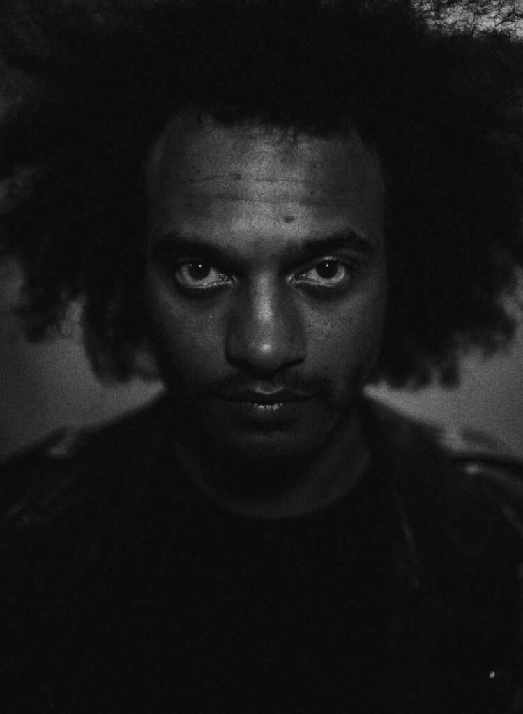 Manuel Gagneux from Zeal & Ardor