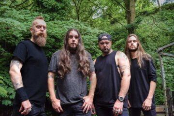 Evile, who play Bloodstock 2021