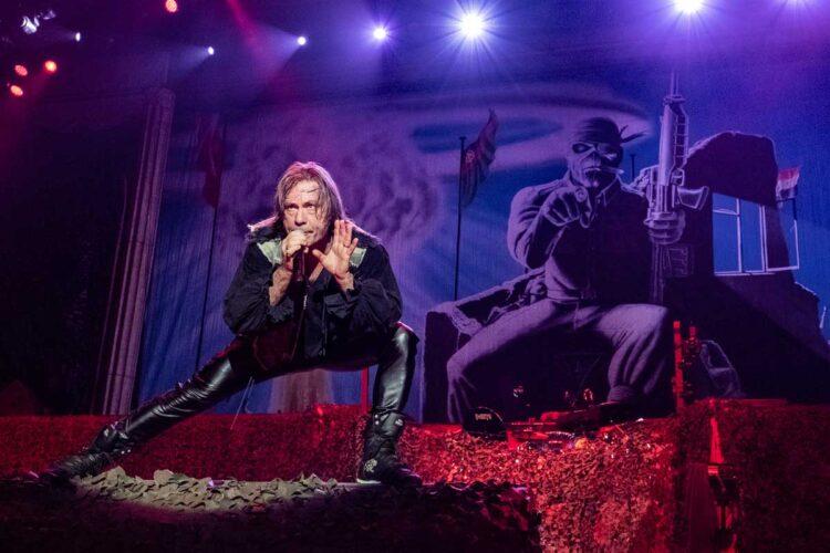 Iron Maiden, Bruce Dickinson