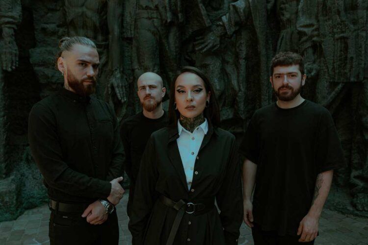 Photo of the Metal band Jinjer