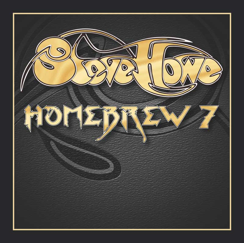 Cover of Homebrew 7 from Steve Howe