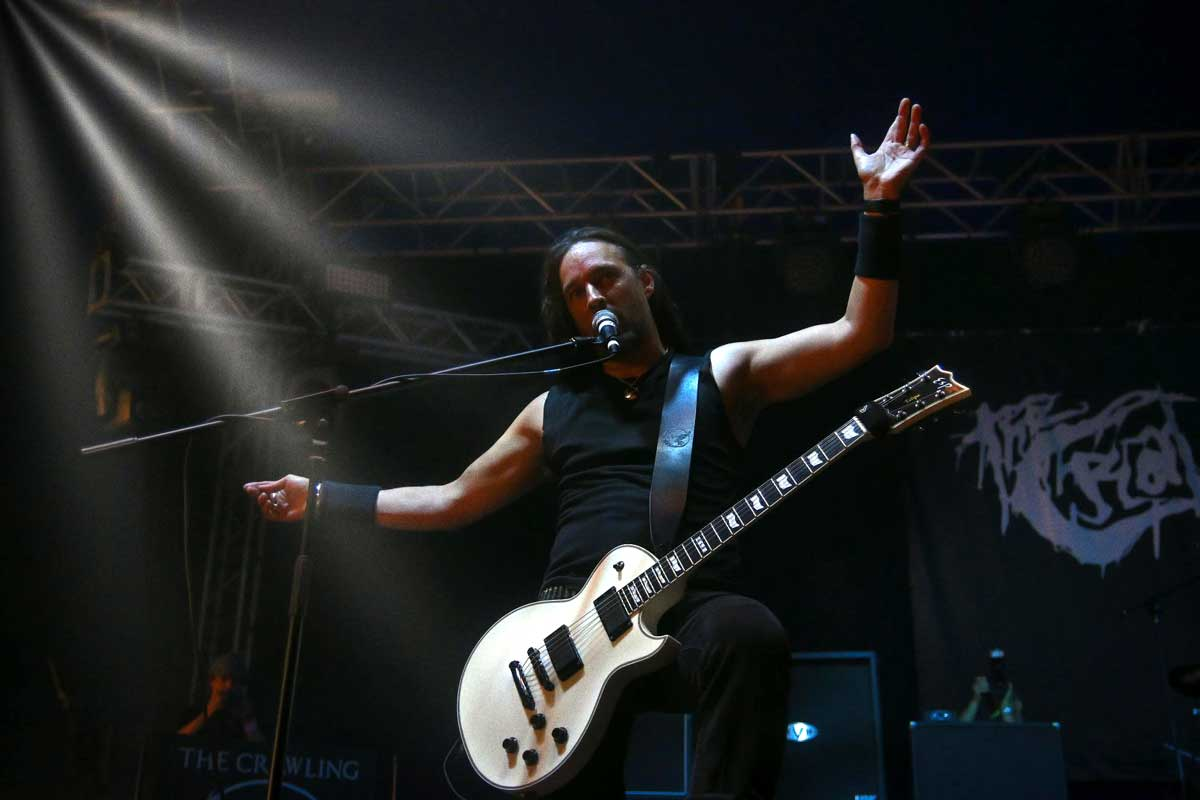 The Crawling at Bloodstock 2021