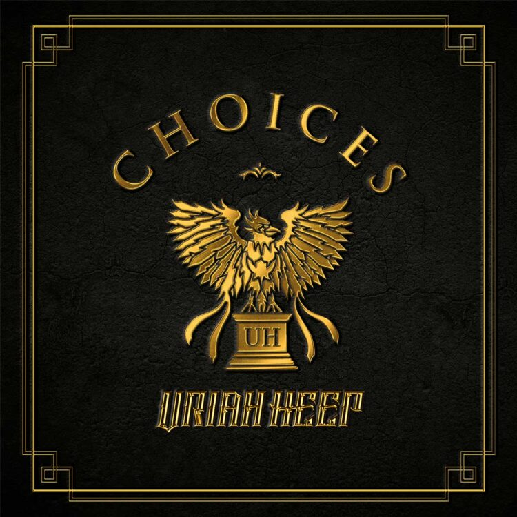 Uriah Heep to release Choices