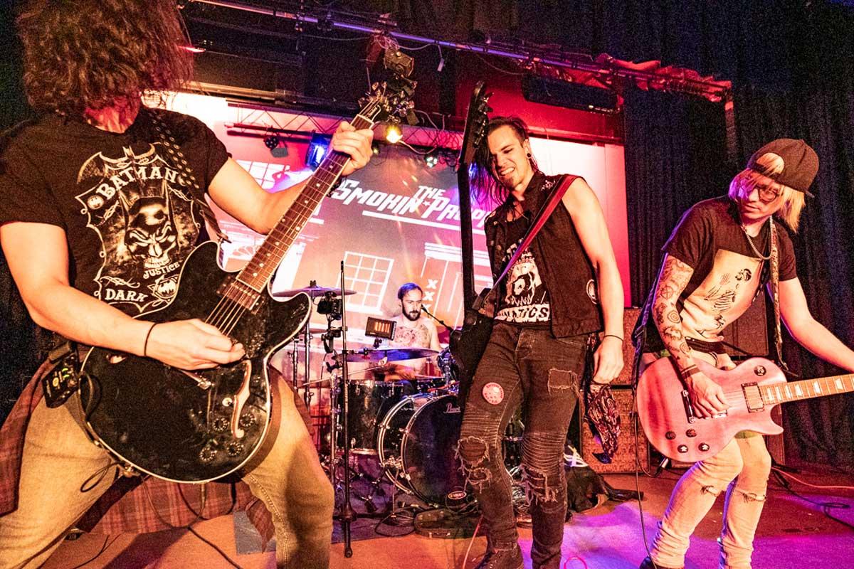 The Smokin Prophets, The Rock Den, Hatfield