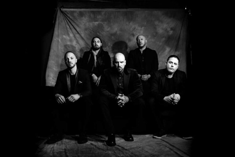 Bad Wolves, with new singer DL