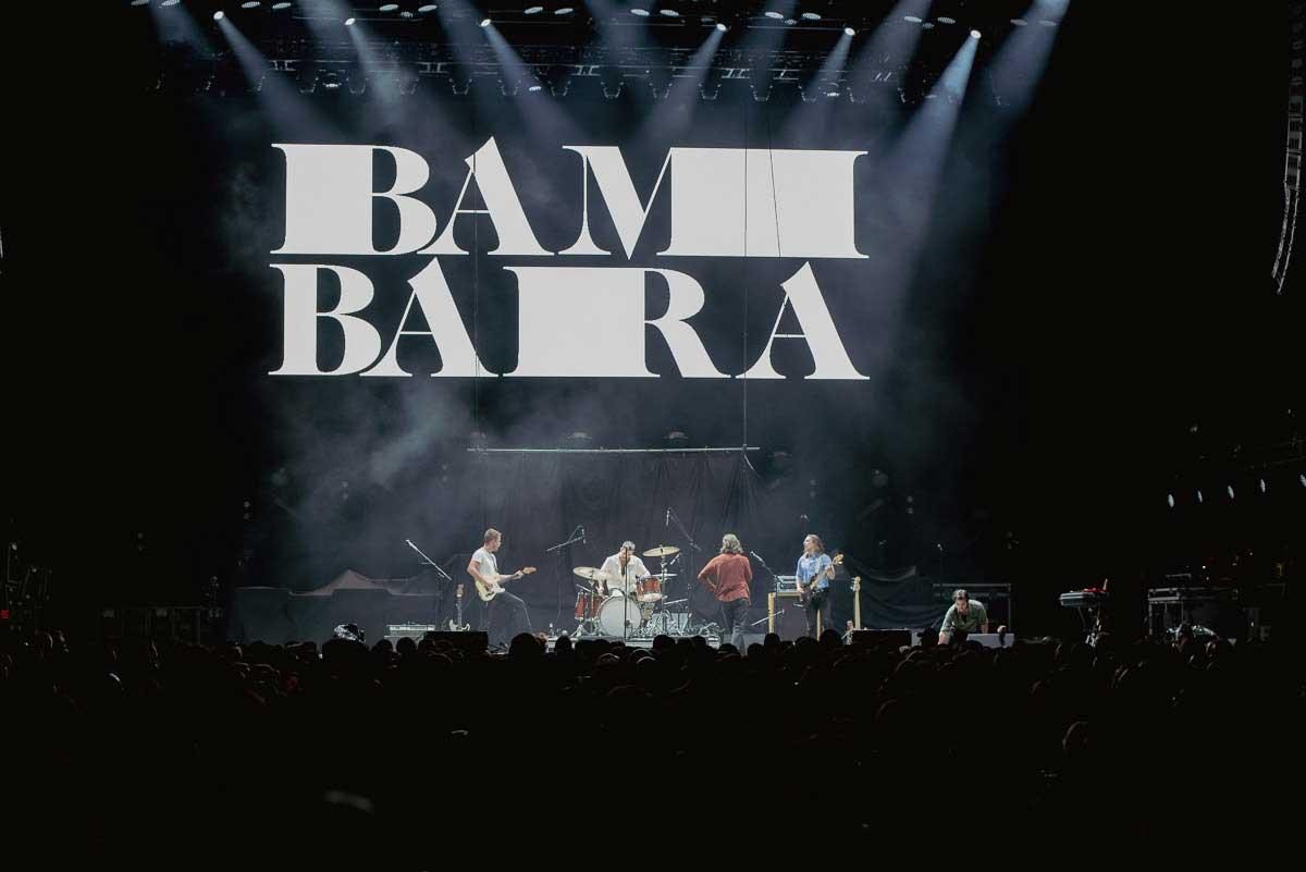 Photo fo the band Bambara