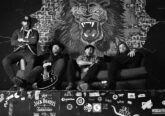Photo of UK Blues band Big River