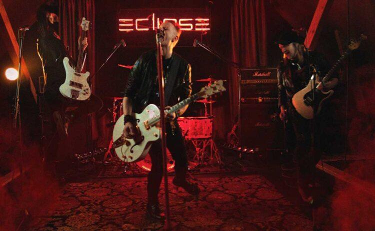 Photo of Swedish band Eclipse
