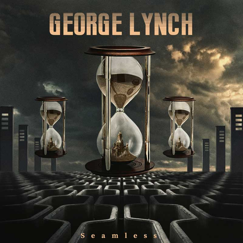 Cover of Seamless by George Lynch