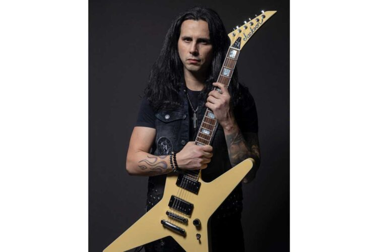 Photo of for Ozzy guitarist Gus G