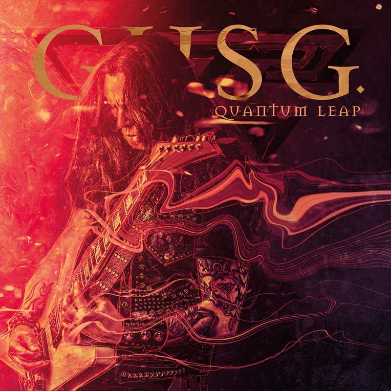 Cover of Quantum Leap from Gus G