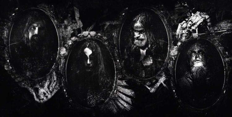 Black Metal band Hladomrak