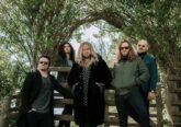 Photo of British rock band Inglorious