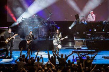 Photo of prog rock legends Marillion