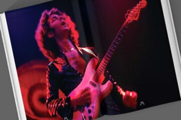 A new Ritchie Blackmore book by Ross Halfin will be released in December, featuring images from Halfins extensive library.