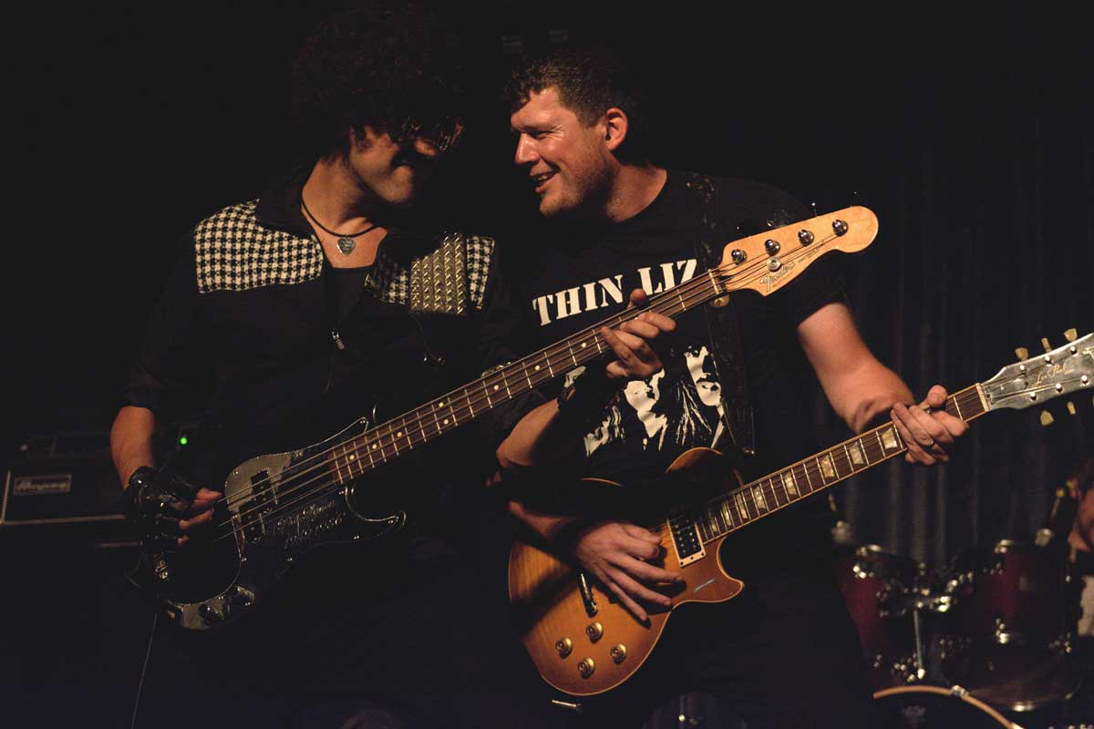 Thin Lizzy Experience, Rockdown
