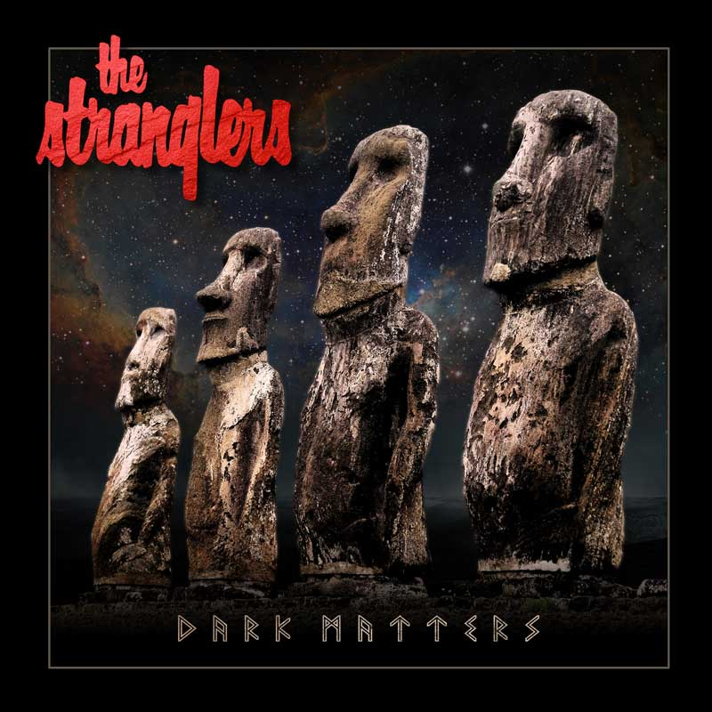 Cover of Dark Matters from The Stranglers
