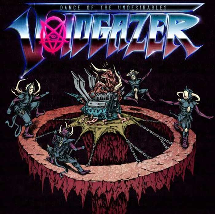Voidgazer. Cover-of-Dance of the Undesirables