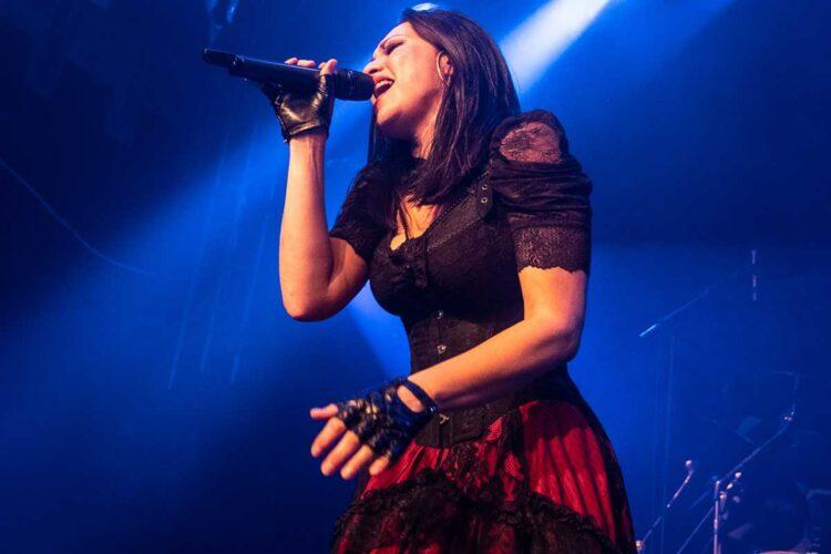 Emma Zoltan from Sirenia