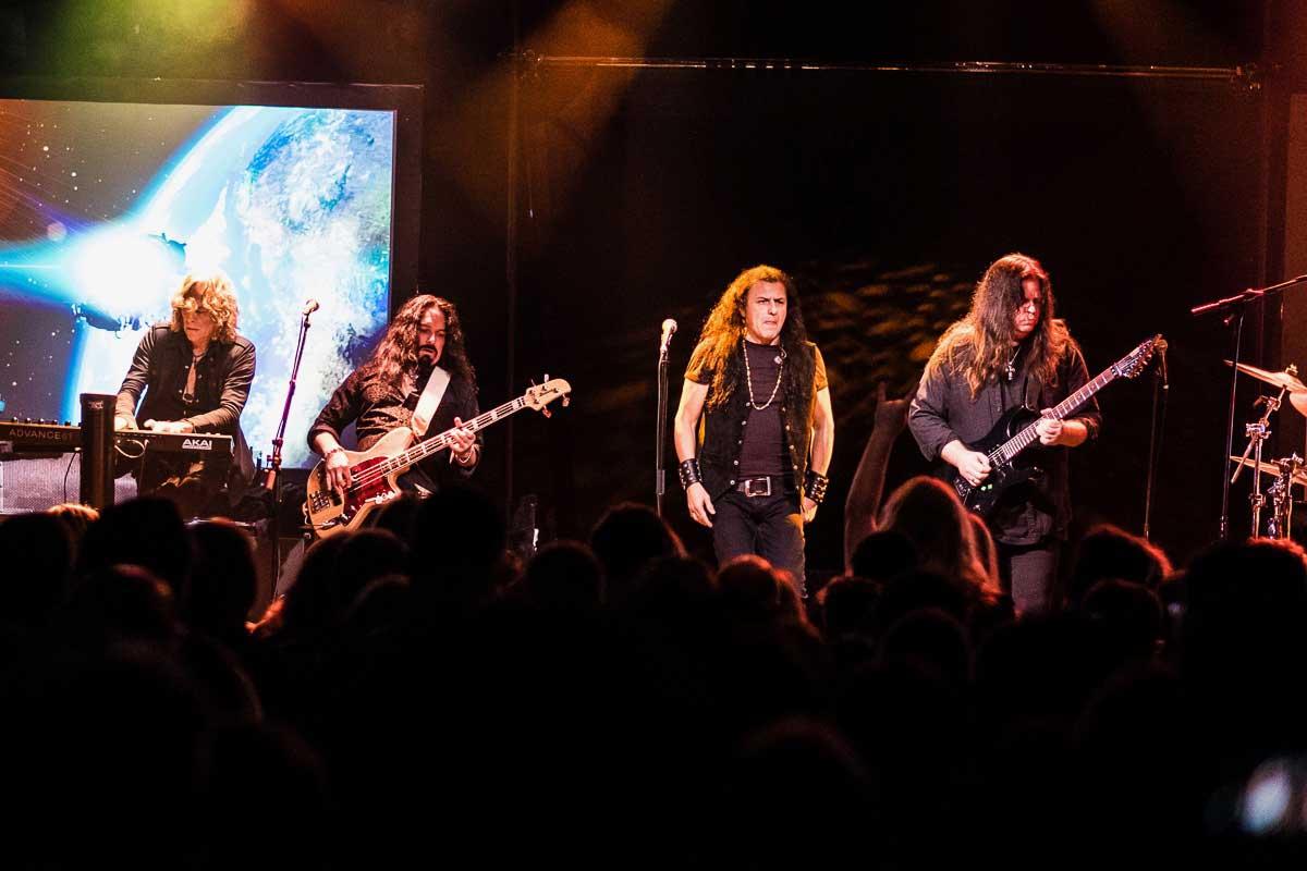 Dio Returns: O2 Islington Academy, London