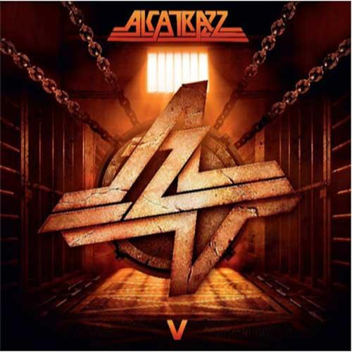 Cover of album V from Alcatrazz