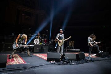 Black Stone Cherry at the Royal Albert Hall