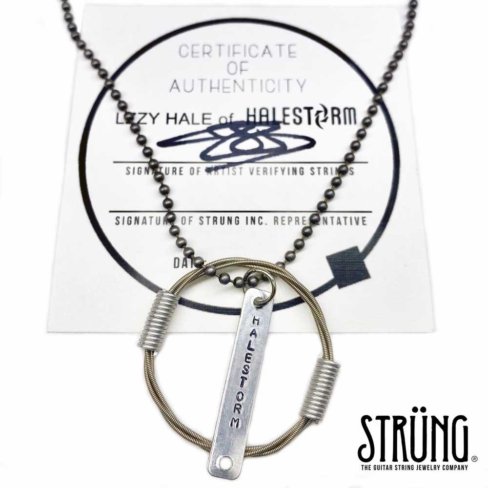 Lzzy Hale necklace