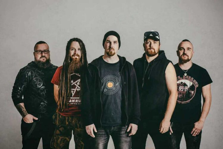 Photo of Finnish melodic Death Metal band Nemecic